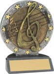 All-Star Resin Trophy -Music All Star Resin Trophy Awards