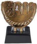 Motion X -Baseball Glove Baseball Trophy Awards