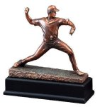 Baseball Pitcher Baseball Trophy Awards