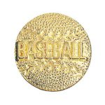 Baseball Chenille Pin Baseball Trophy Awards