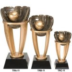 Baseball Tower Resin Baseball Trophy Awards