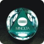 Paper Weight Round Acrylic Award Boss Gift Awards