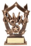 3D Sport Stars -Bowling Bowling Trophy Awards
