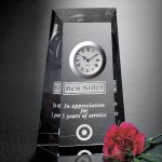 Westchester Clock Clock Crystal Awards