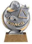 Motion X 3-D -Coach Coach Trophy Awards
