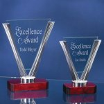 Triangle Glass Employee Awards