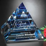 Apogee Pyramid Employee Awards