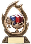 Flame Series -Knowledge Flame Resin Trophy Awards