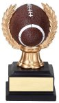 Wreath Sport Ball -Football Football Trophy Awards