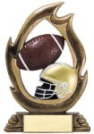 Flame Series -Football Football Trophy Awards