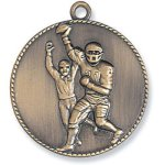 Football Medal Bronze Football Trophy Awards