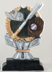 Impact Series -Baseball Impact Series Resin Trophy Awards