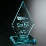 Premier Diamond Jade Glass Awards