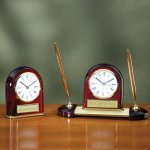 Desk Clock - Domed Mantle Clocks