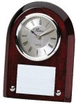 Rosewood Promotional Clock Mantle Clocks