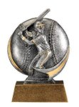 Motion X 3-D -Baseball Male Motion X Action 3D Resin Trophy Awards