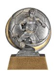 Motion X 3-D -Soccer Female  Motion X Action 3D Resin Trophy Awards