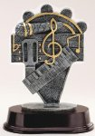Music Note Music Trophy Awards