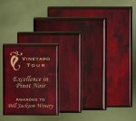 Piano Finish Wood Plaques Recognition Plaques