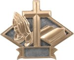 Diamond Plate Resin -Religious Religious Awards