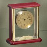 Glass Box Clock Sales Awards