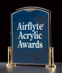 Marble Design Series Acrylic Award Sales Awards