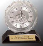Crystal Clock Award Sales Awards