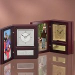 Photo Frame & Clock Secretary Gift Awards