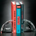 Bookends Secretary Gift Awards