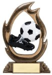 Flame Series -Soccer Soccer Trophy Awards