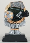 Impact Series -Soccer Soccer Trophy Awards