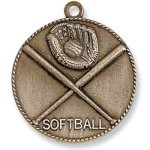 Softball Medal Softball Trophy Awards
