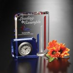 Chesterfield Clock Square Rectangle Awards