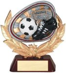 Stamford Resin Soccer Stamford Resin Trophy Awards