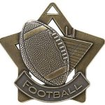 Football Star Star Medal Awards