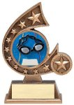 Resin Comet Series -Swimming Swimming Trophy Awards