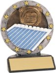 All-Star Resin Trophy -Swimming Swimming Trophy Awards
