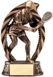Bronze and Gold Award -Tennis Female Tennis Trophy Awards