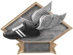 Diamond Plate Resin -Track Track Trophy Awards